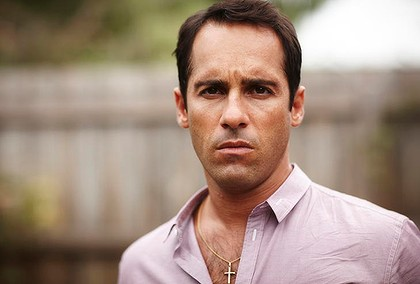 Alex Dimitriades as Harry