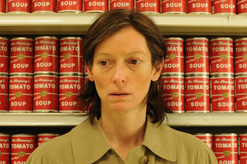 Tilda Swinton as Eva