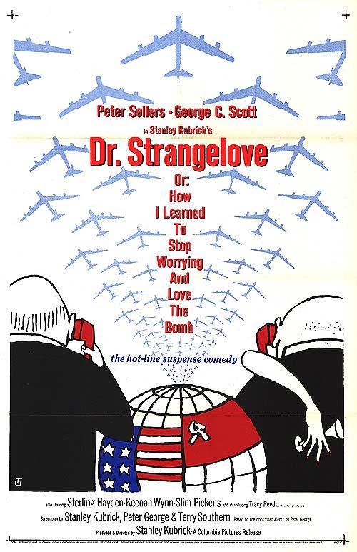 strangelove poster
