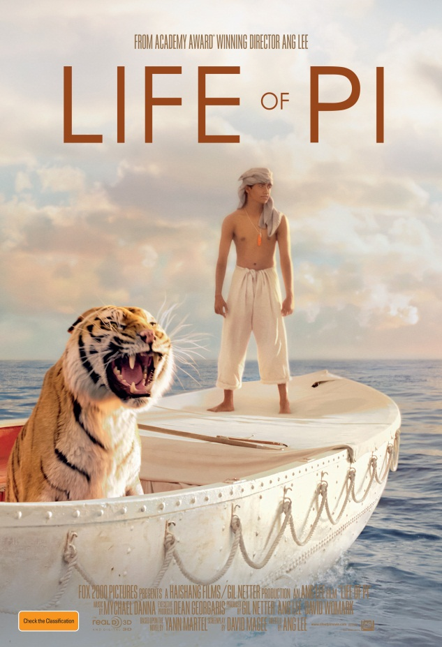 life of pi the correlation between Correlation is a foundation over which the whole structure of digital communications is built in fact, correlation is the heart of a digital communication system, not only for by definition, correlation is a measure of similarity between two signals in our everyday life, we recognize something by running in.