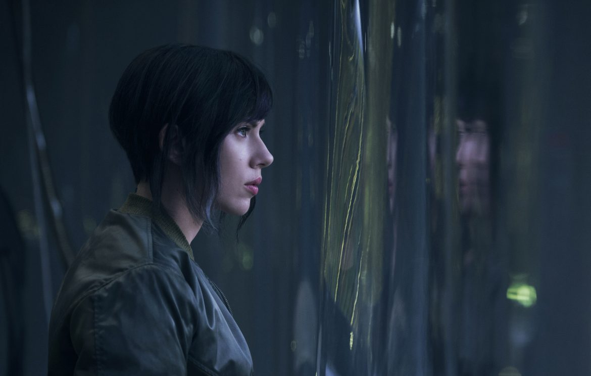 Ghost in the Shell big